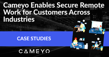 Image for Cameyo blog post about customer case studies across industries