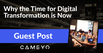 Digital Transformation Blog