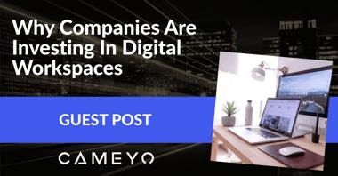 Investing in Digital Workspaces