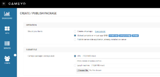 Package Apps