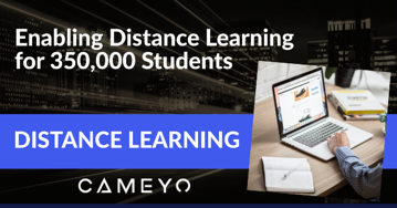 Signpost partners with Cameyo to enable distance learning